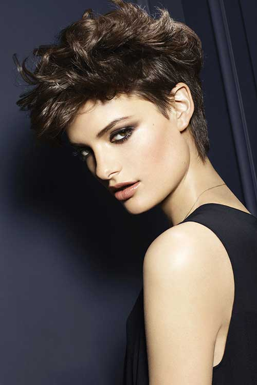 Edgy short haircuts – HairStyles for Women