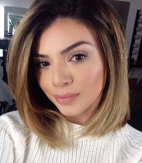 Short-hair-ombre-photo-2