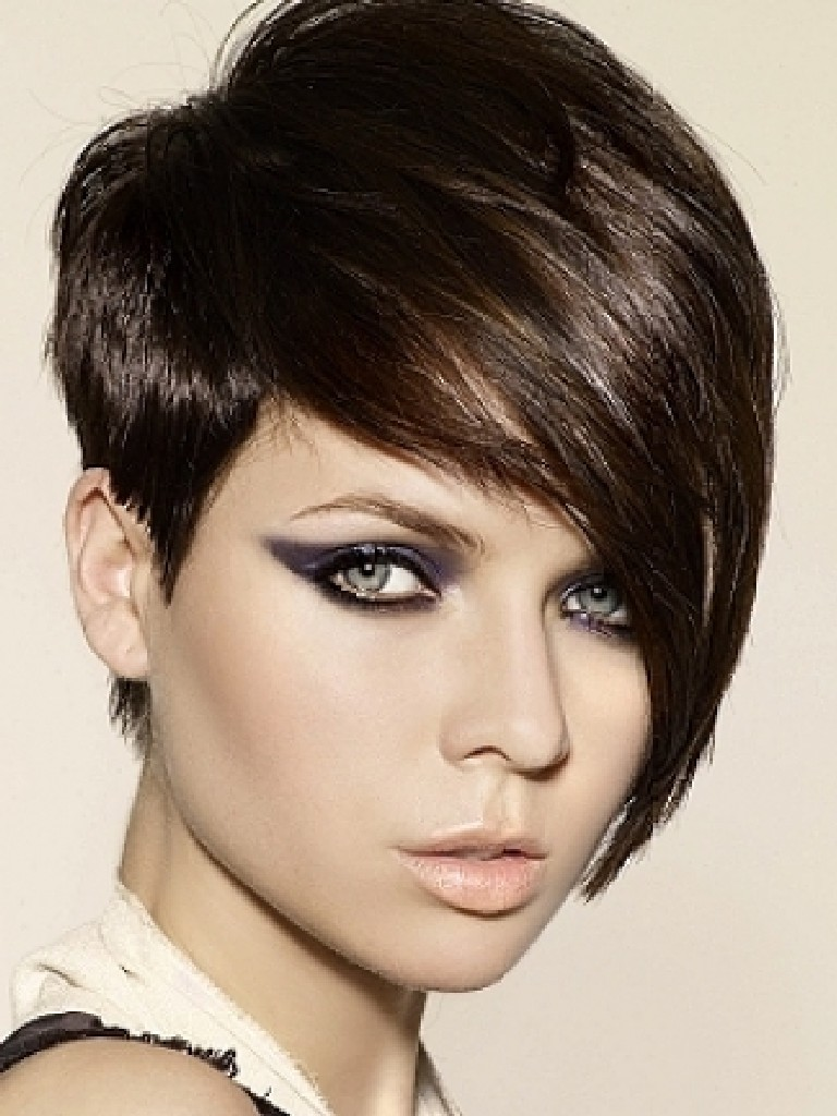 top 70 amazing short haircuts for girls 2017 – hairstyles for woman