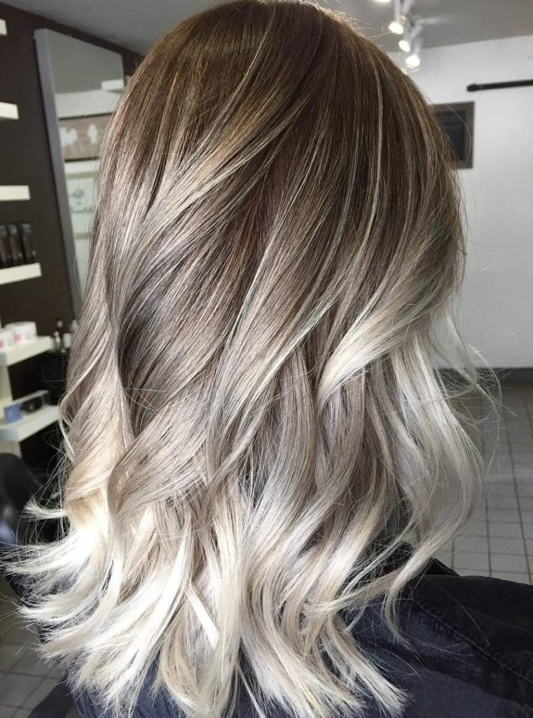 What Colour To Dye Hair: 35 Amazing Balayage Hair Color Ideas Of 2019