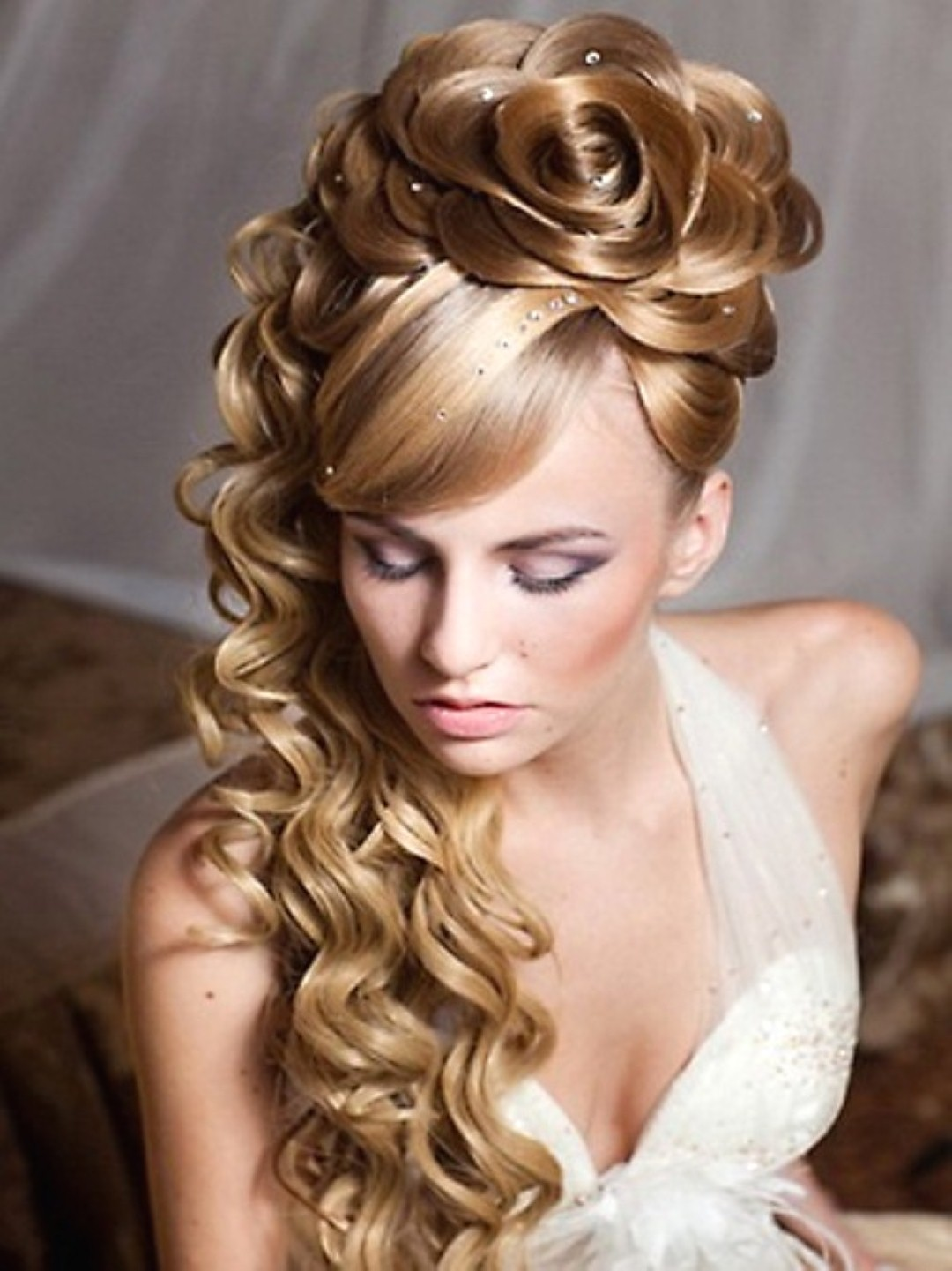 prom hairstyles – 35 methods to complete your look – hairstyles