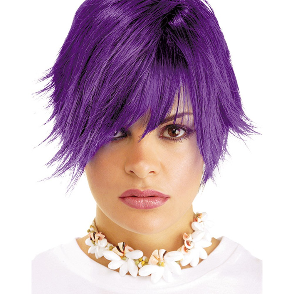 Purple hair for women   35 excessively radical touches ...