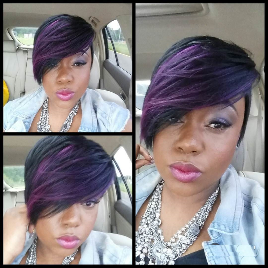 and purple hair styles purple hair for 35 excessively radical touches 8184