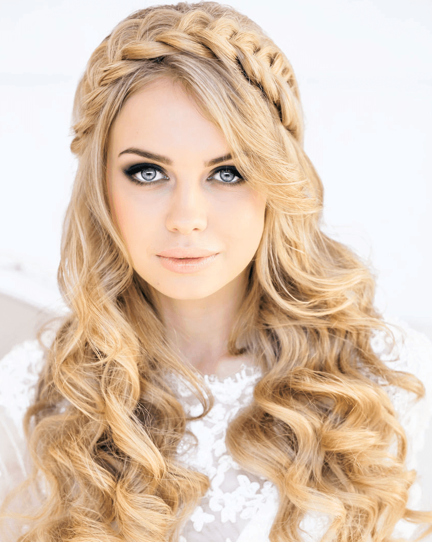 Top 35 Wedding Hairstyles For Women In 2018 Hairstyles For Women