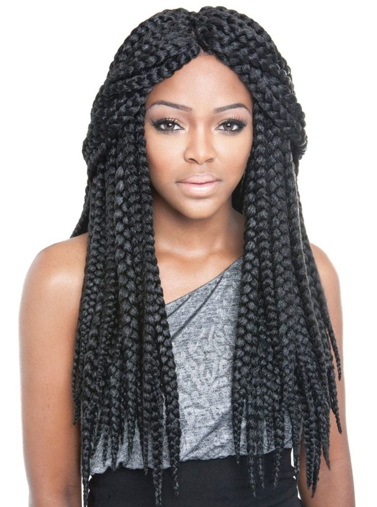 jumbo box braids � amazing long term protective style