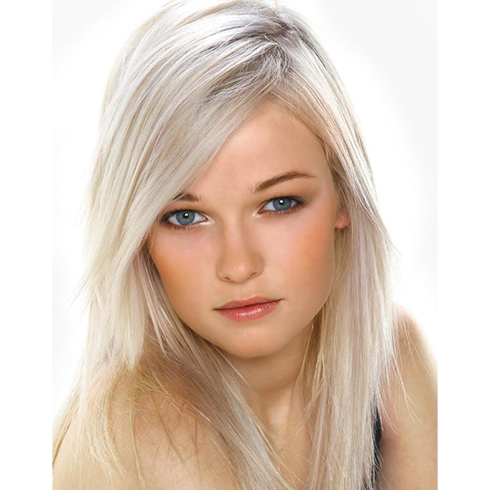 Platinum Blonde Hair   Ways To Satisfy Your Whimsical Tastes - Platinum hairstyles