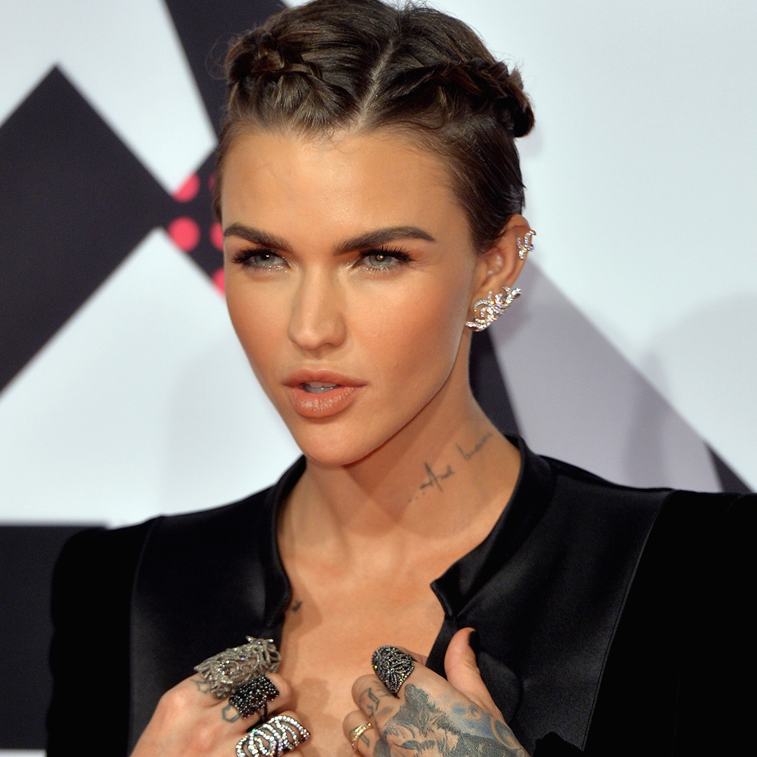 Ruby rose long hair – fashion inspiration for most women ...