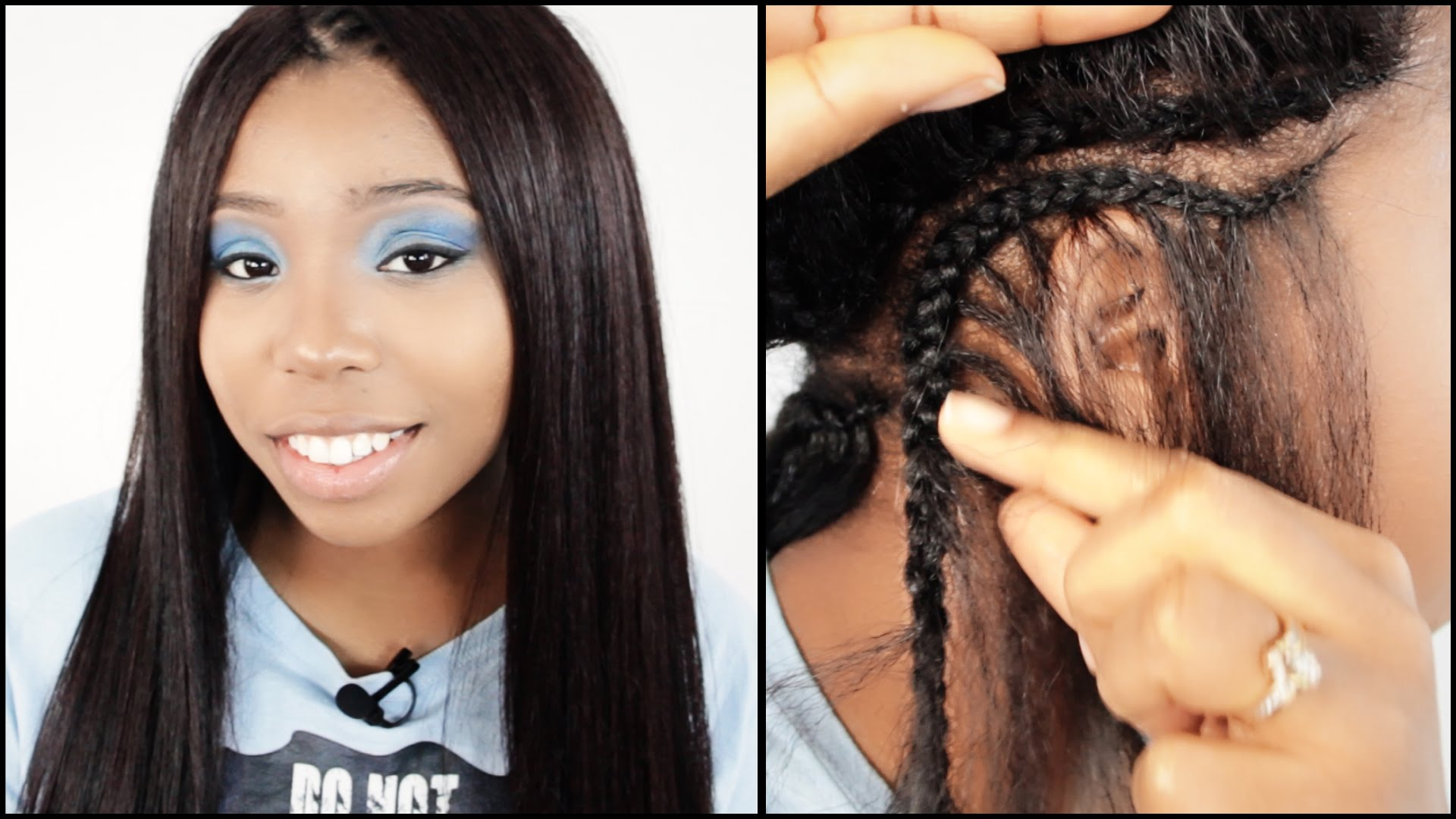 Tree braids – Rock This New Style If You Want To Look Like An Angel – HairStyles for Woman
