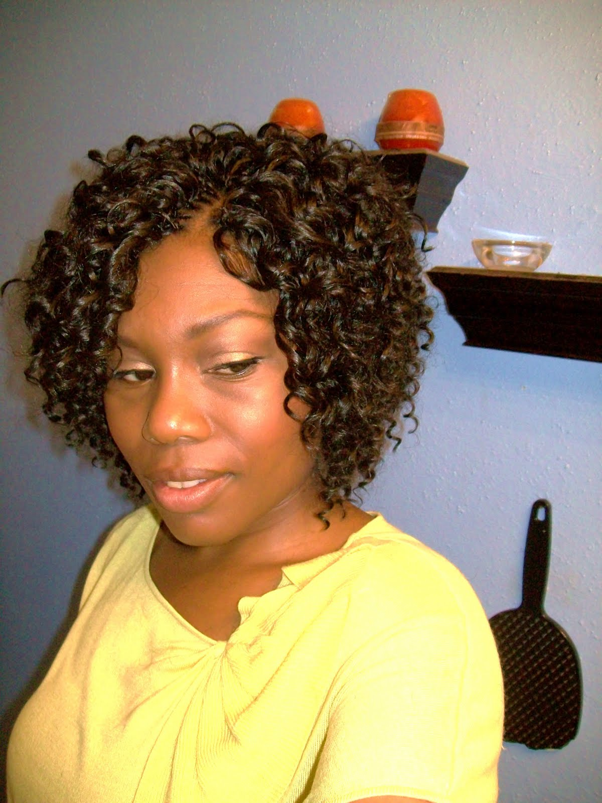 Best Short Hairstyles for Black Women with Thin Hair Page