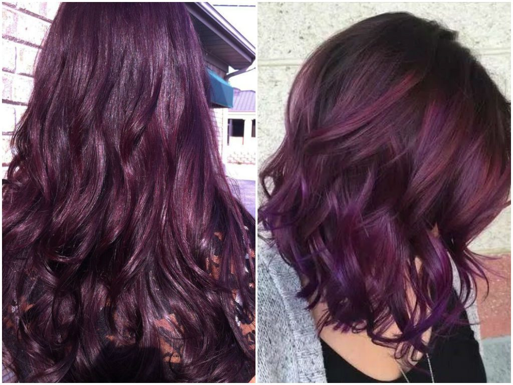 Good Burgundy Hair Color