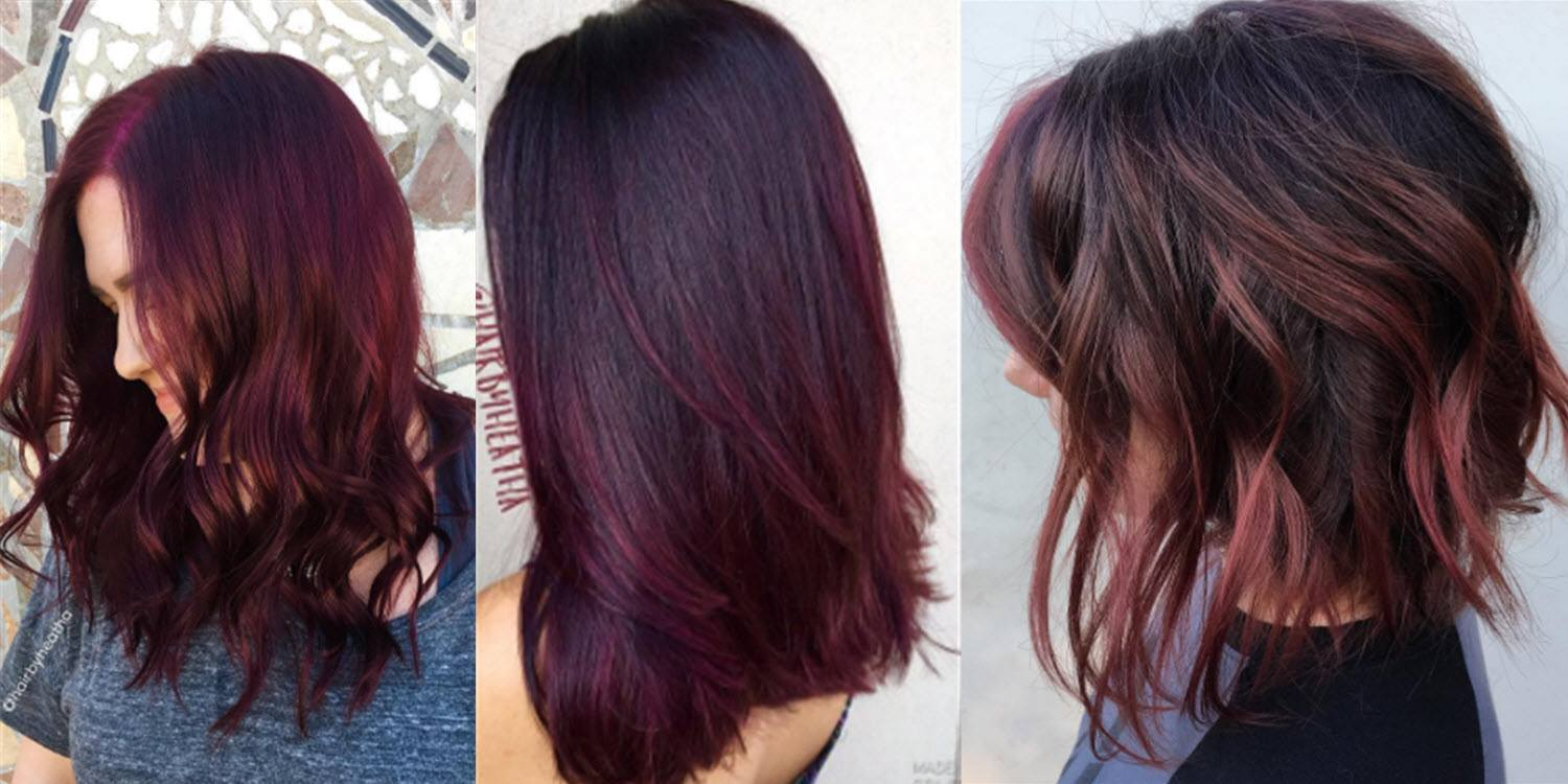 20 benefits of Burgundy hair color – HairStyles for Women