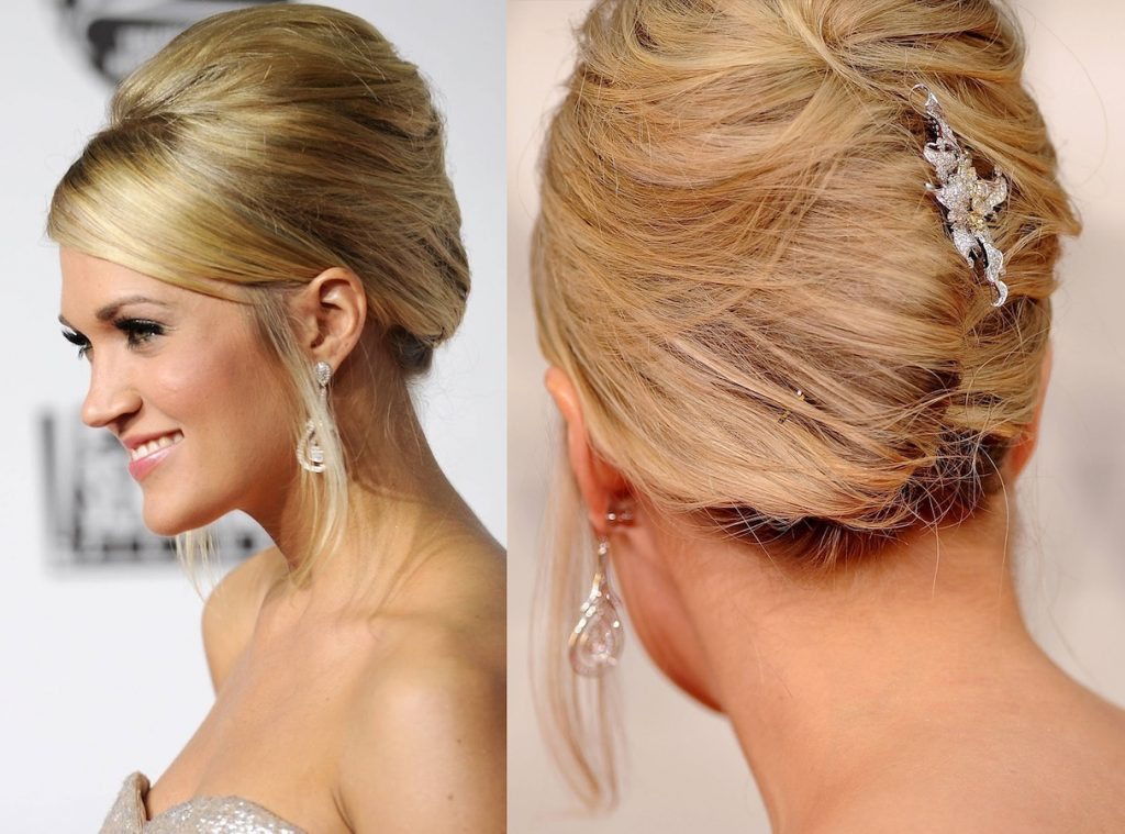 24 Reasons Why You Should Prefer French Twist Updos