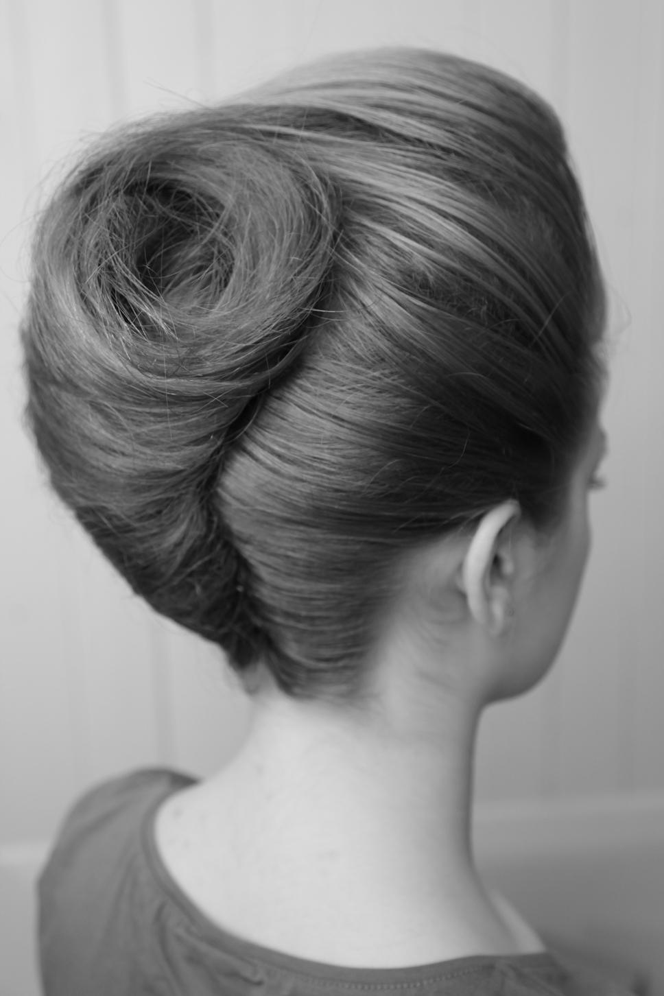 Quite good audrey hepburn french twist hairstyle