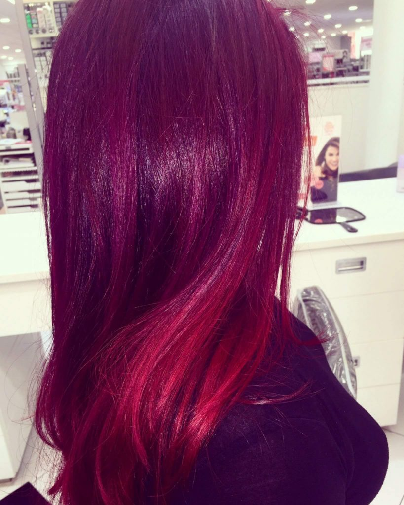 Magenta Hair Color Forever FUSCHIA Pinterest Of Hair Color
