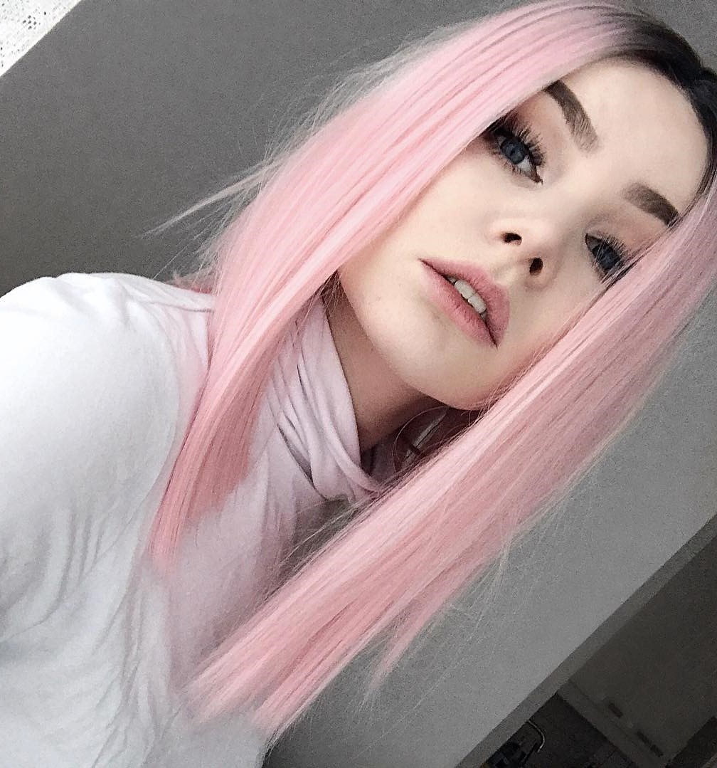 Expert Look On Pink Hair Hairstyles For Woman