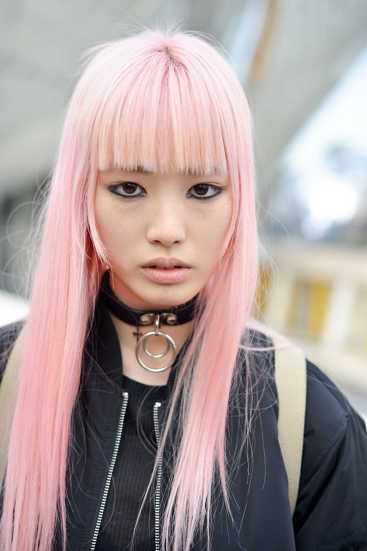 Expert Look On Pink Hair