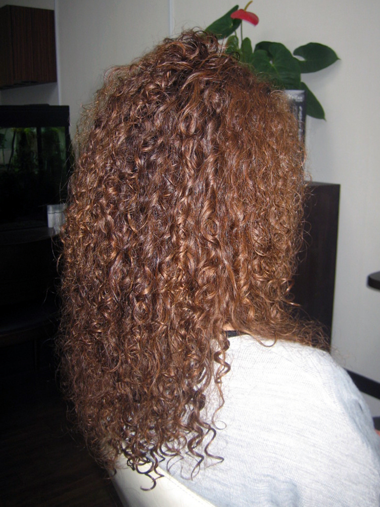 22 sorts of Spiral perm – HairStyles for Women