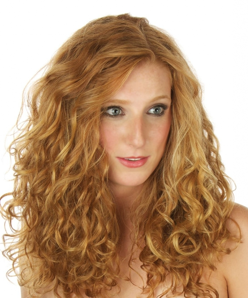 22 sorts of Spiral perm - HairStyles for Women