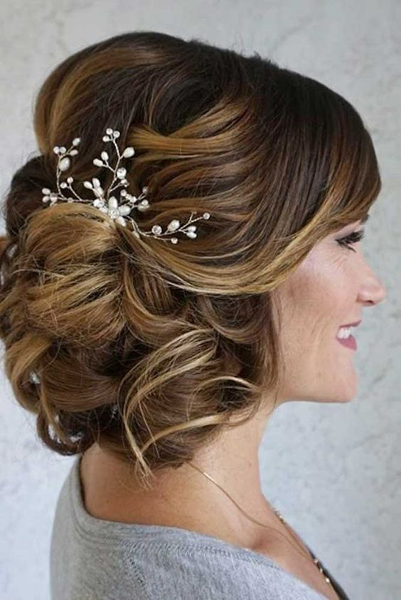 29 Bride And Mother Of The Bride Hairstyles Hairstyles