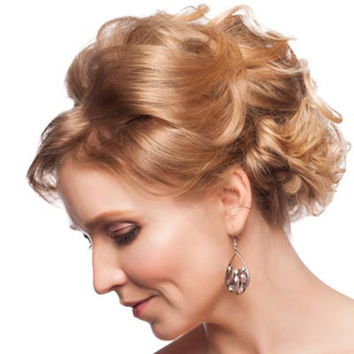 Mom Wedding Hairstyles: 29 Bride And Mother Of The Bride Hairstyles