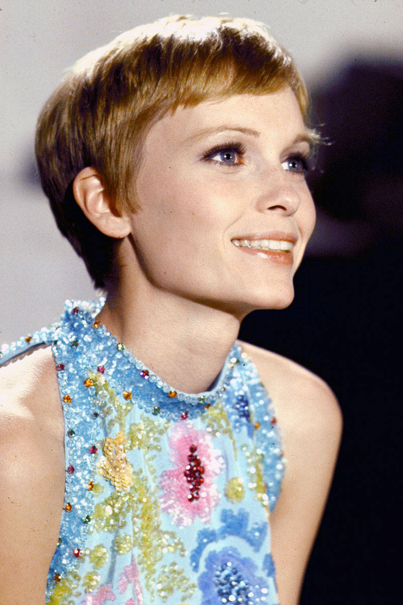 40 Elegant and fresh- Why the 60s hairstyles are the stars when it ...