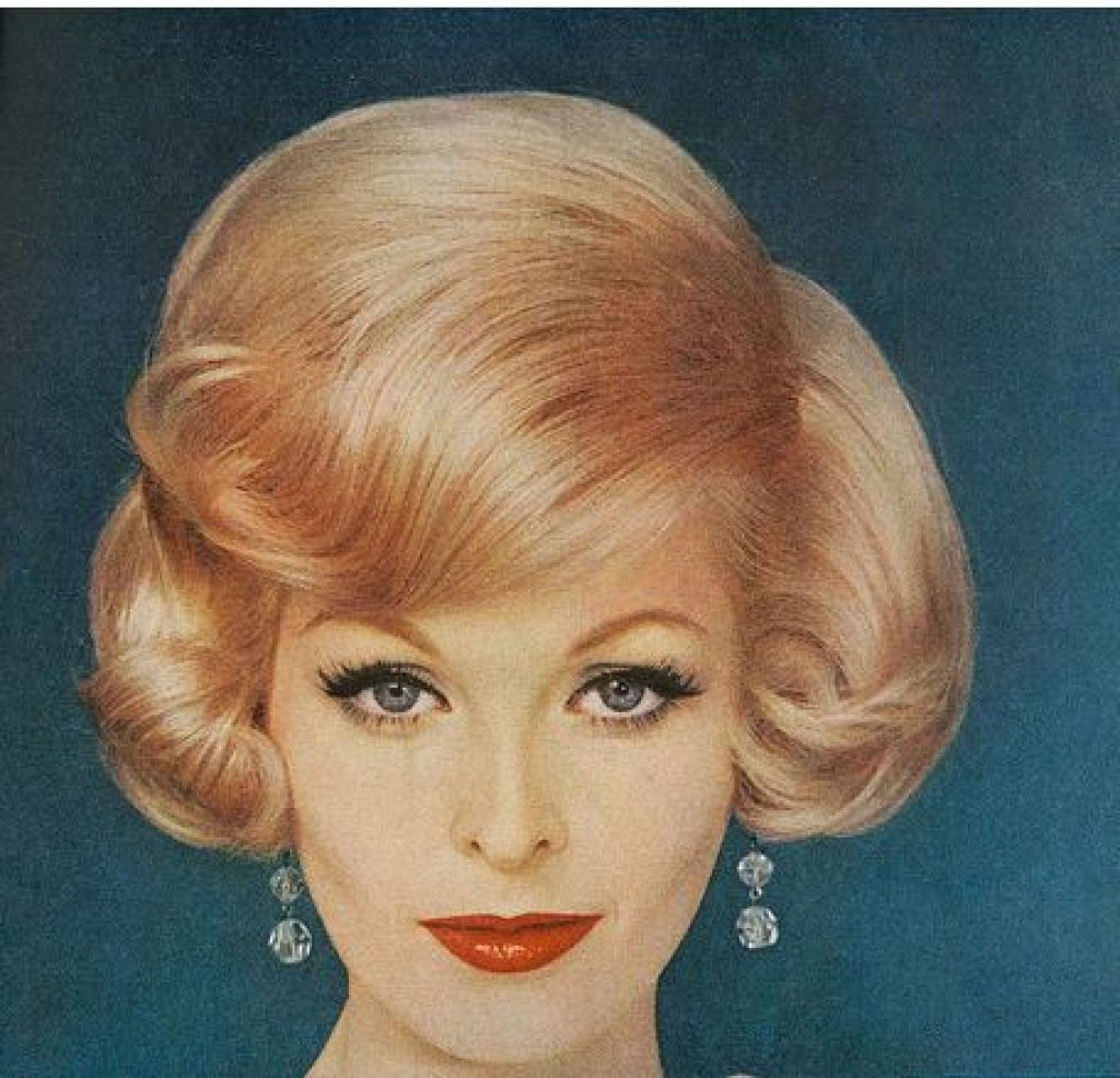 40 Elegant and fresh  Why the 60s hairstyles are the stars ...