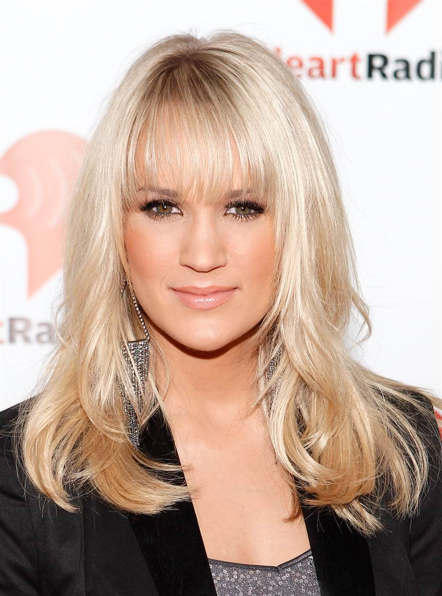 Top 33 Carrie Underwood Haircut Hairstyles For Woman