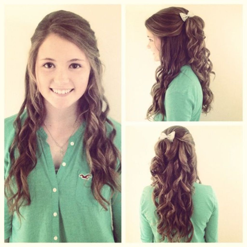 Graduation Hairstyles Girls: 47 Your Best Hairstyle To Feel Good During Your Graduation