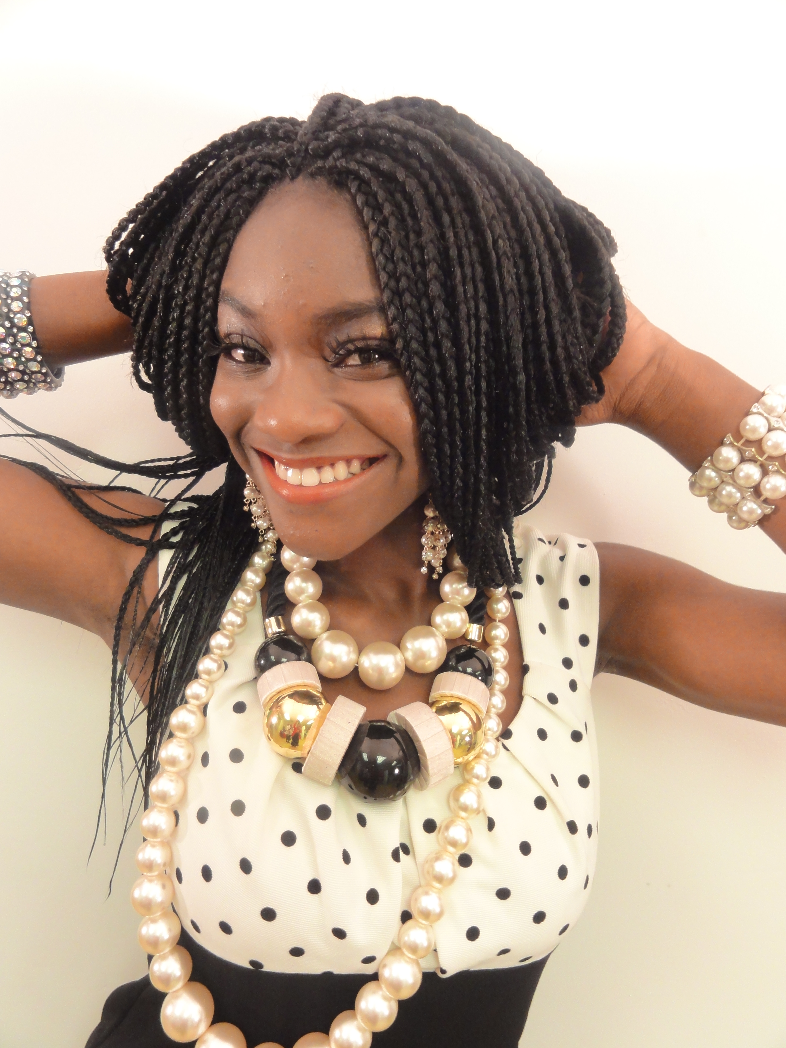 Jumbo Box Braids Amazing Long Term Protective Style Hairstyles