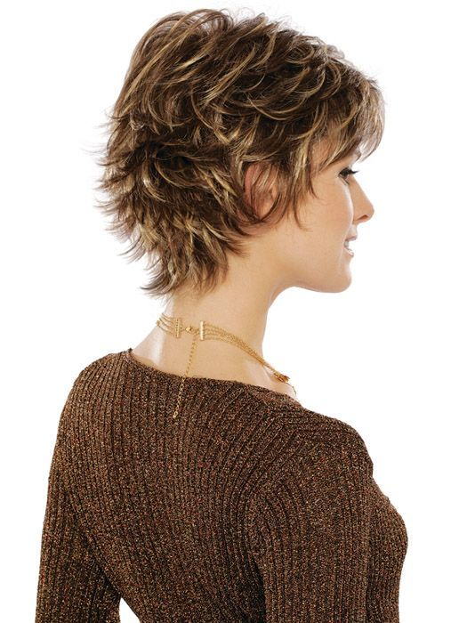 34 Layered Short HairCuts – HairStyles for Women