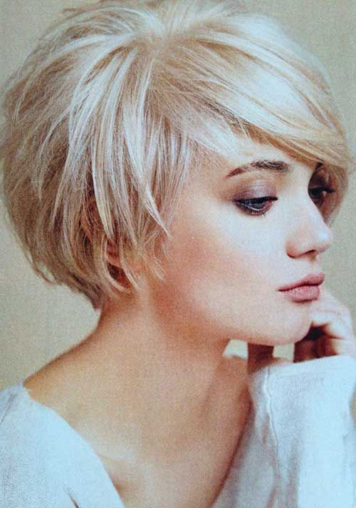 Layered Short Haircuts HairStyles For Woman - Hairstyles for short hair layered