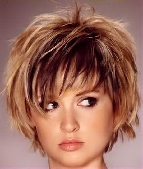 34 Layered Short HairCuts – HairStyles for Woman