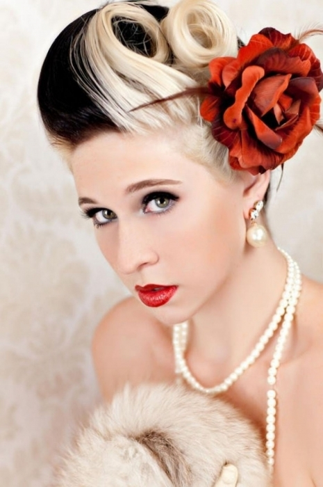 30 Pin up hairstyles: fashionable and unique – HairStyles for Woman