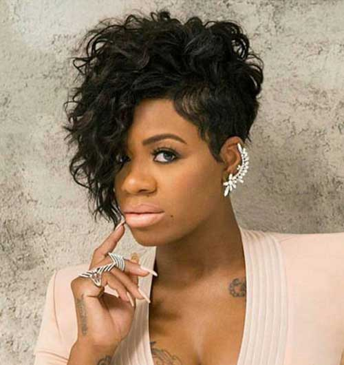 23 Nice Short Curly Hairstyles for Black Women – HairStyles for Women