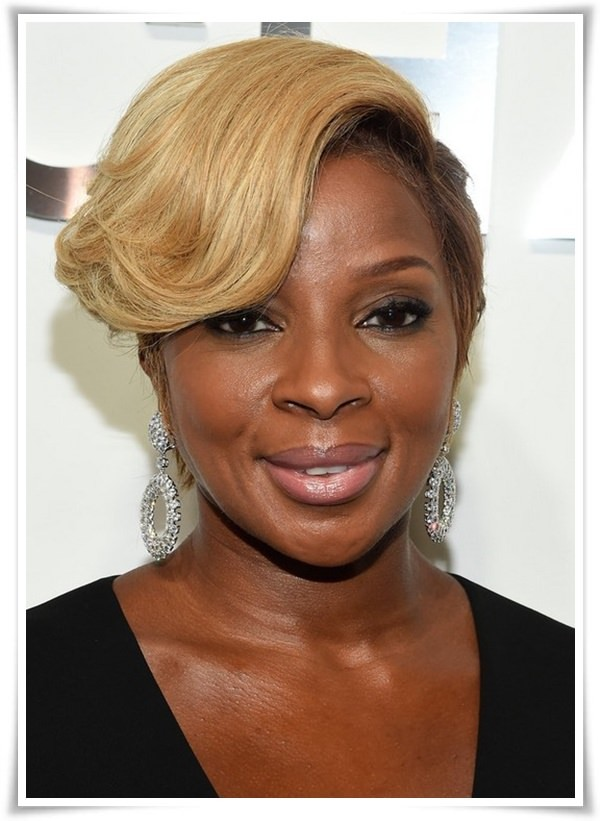 24 Most Suitable Short Hairstyles For Older Black Women Hairstyles
