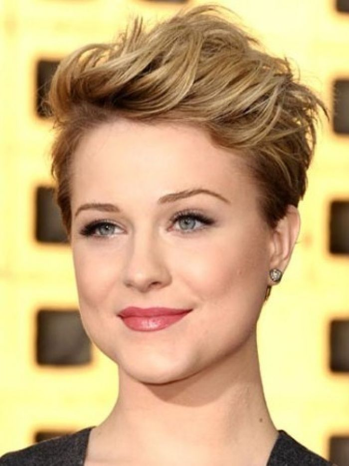 Top 34 Best Short Hairstyles With Bangs For Round Faces – HairStyles ...
