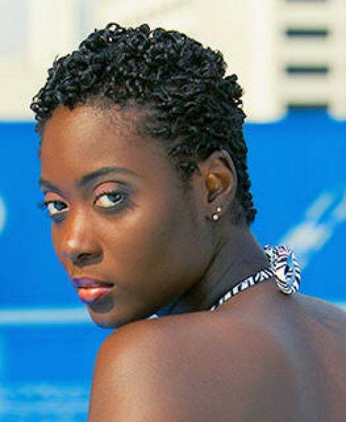 Top 29 hairstyles meant just for short natural twist hair ...