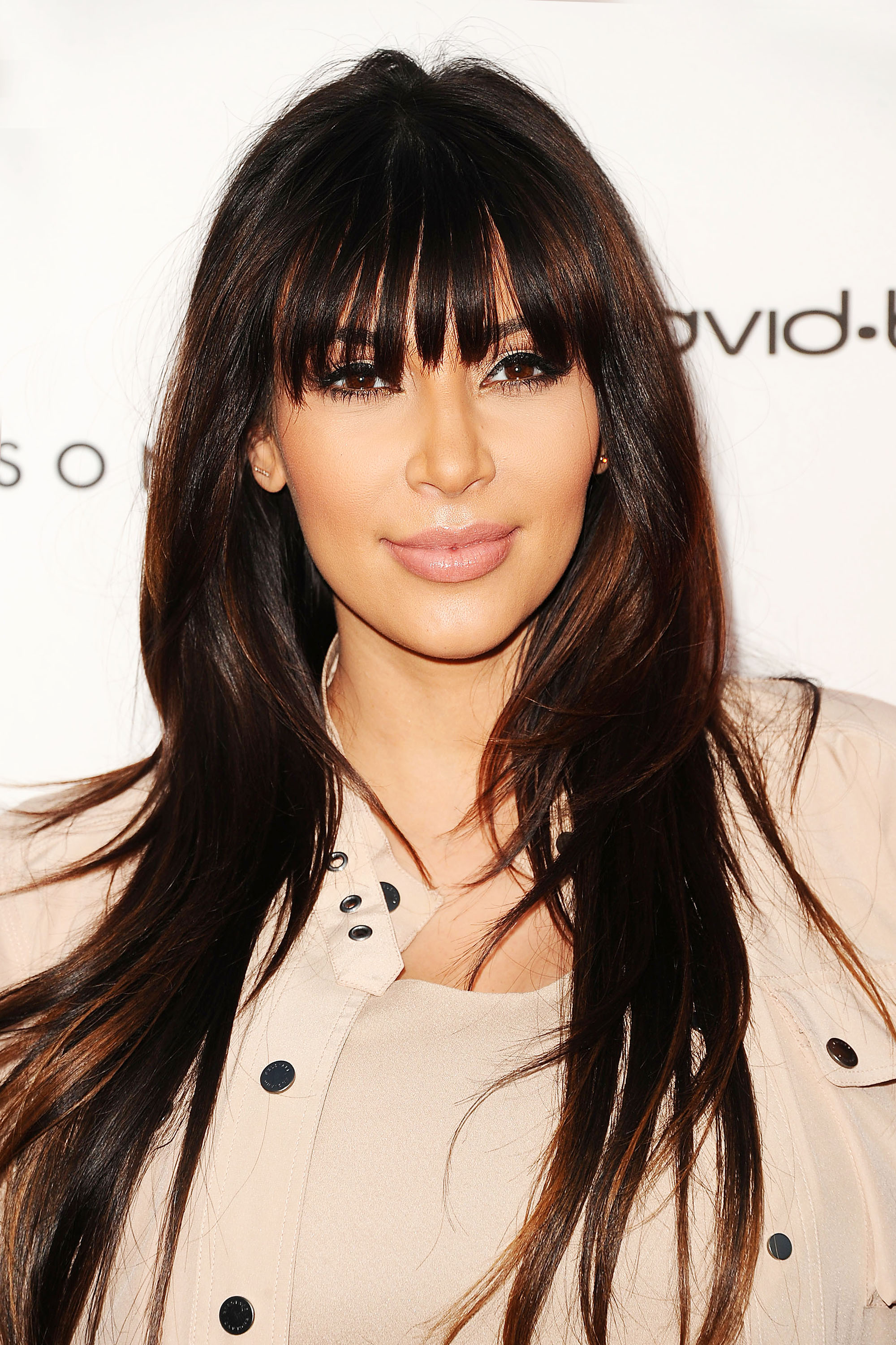 Top 25 Hairstyles By Kim Kardashian HairStyles For Woman