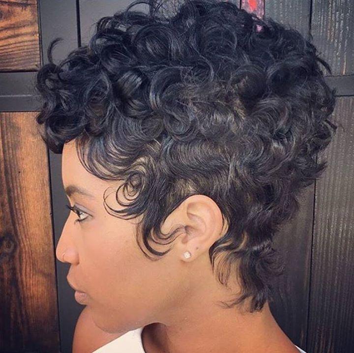 Black Short Styles - Best Short Hair Styles
