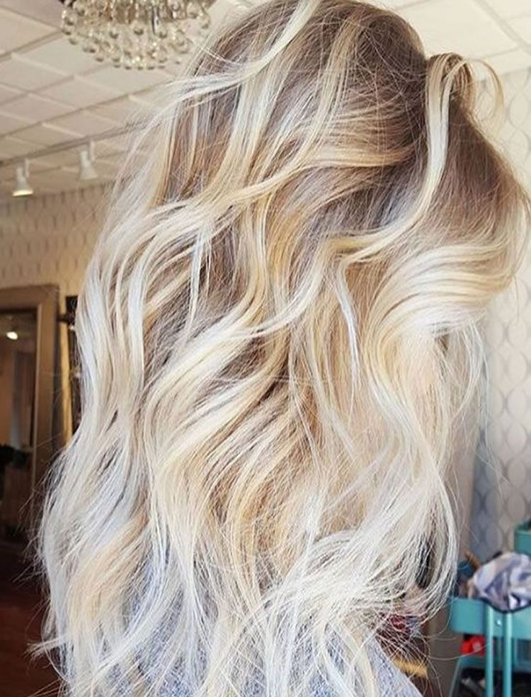 Cute Blonde Hair Color Ideas For Girls And Teen