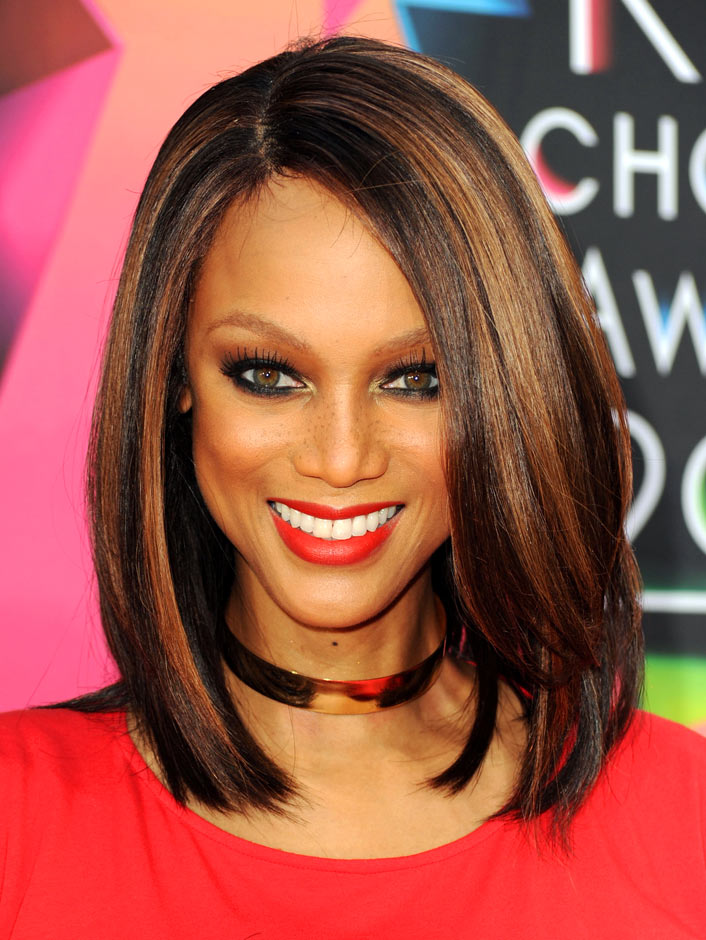 african american celebrities hair styles