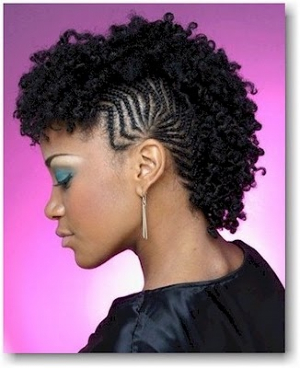 african american hairstyles for thin hair photo - 2