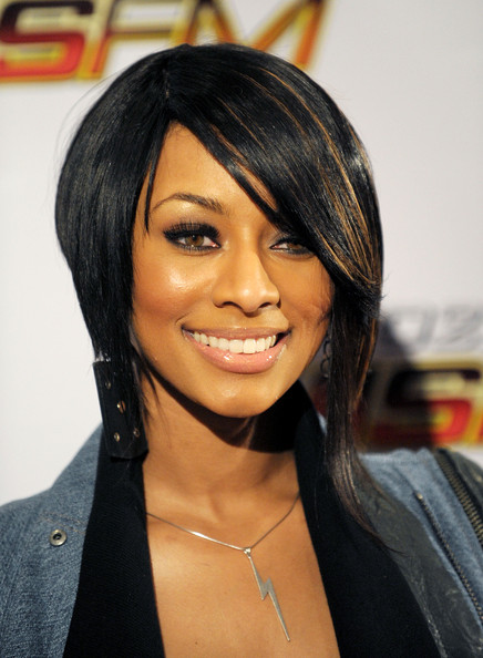 african american short hairstyles with bangs photo - 10