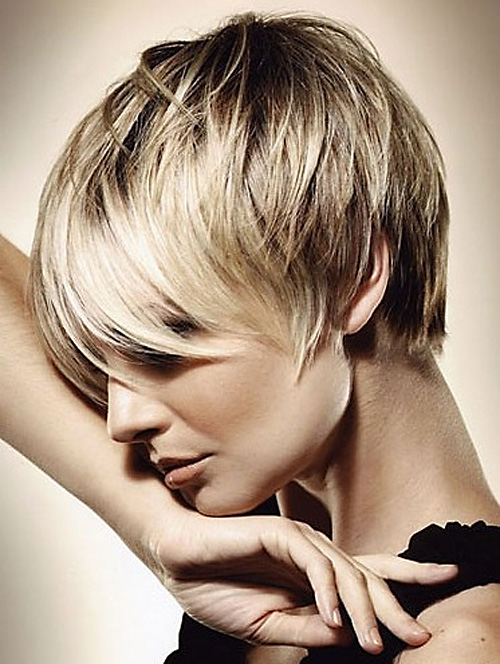 best hairstyles with bangs photo - 1