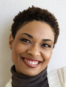 black hairstyles for natural short hair photo - 5