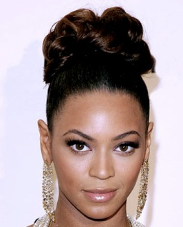 black hairstyles for natural short hair photo - 6