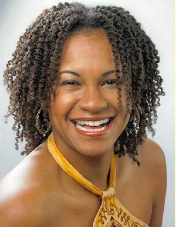 black hairstyles for natural short hair photo - 9