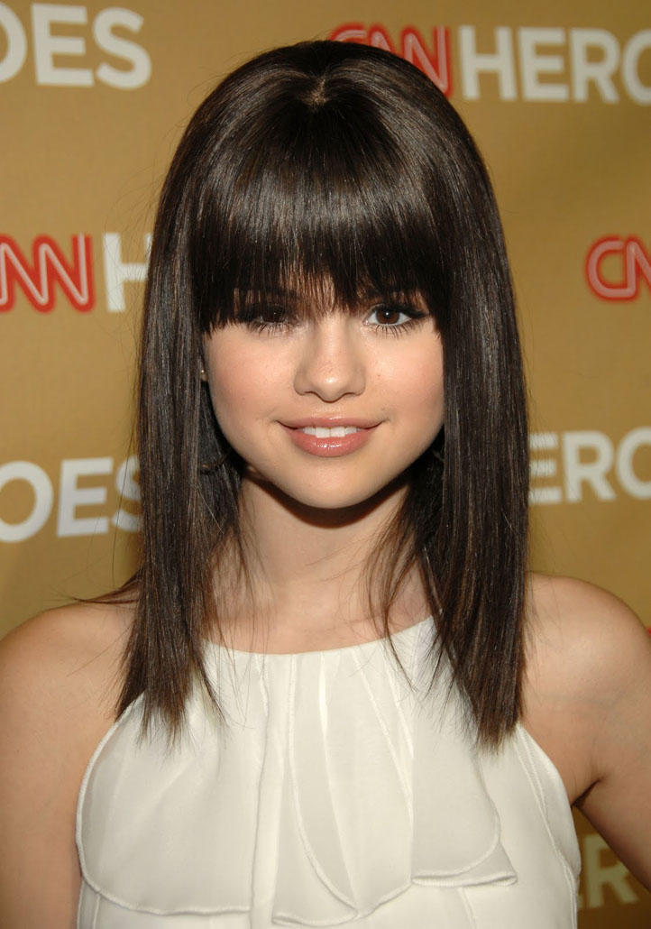 black hairstyles with chinese bangs photo - 8