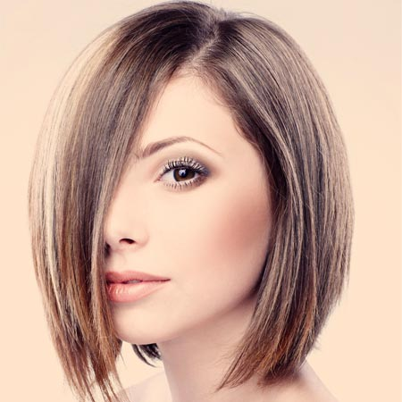 bob hairstyles for fine thin hair photo - 9