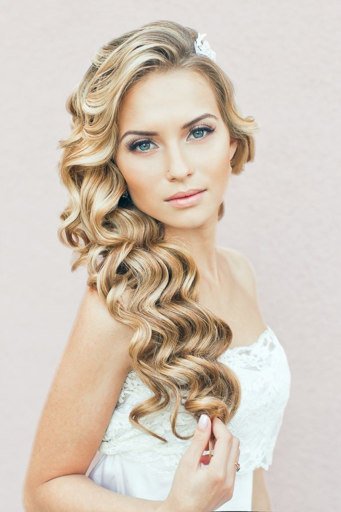 bridal hairstyles photo - 14